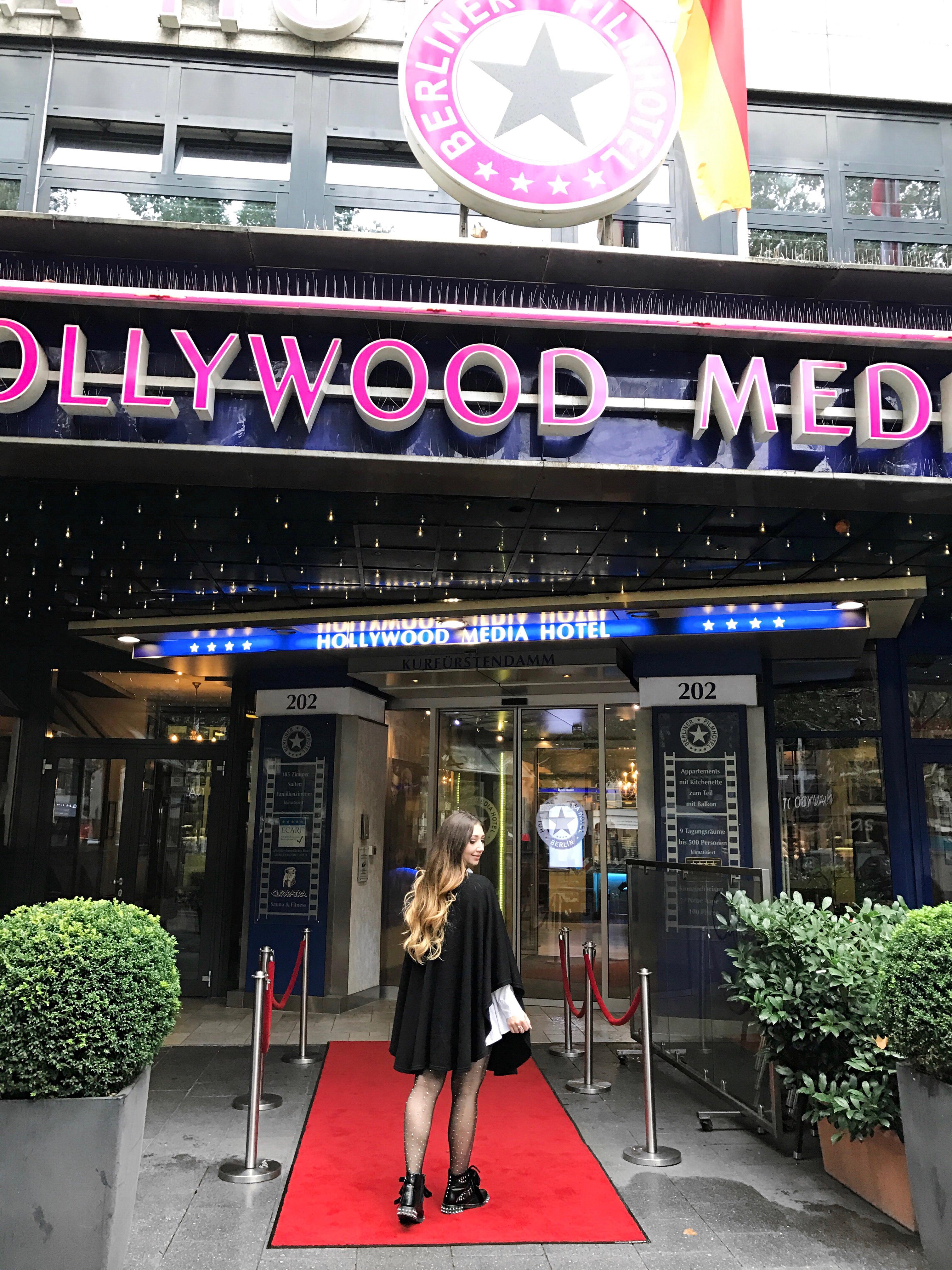Hollywood Media Hotel Berlin Glamourlovexoxo